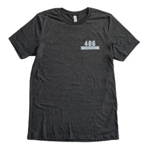 Men's Dark Grey Heather T-Shirt