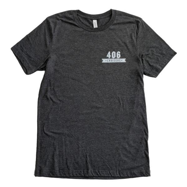 Men's Dark Grey Heather T-Shirt